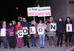 Geneva protest