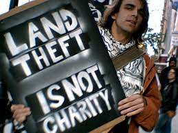 Protest the JNF fundraiser for Canada Park